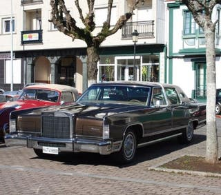 Ford lincoln 1978 1978