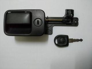 Tirador cierre guantera volkswagen Golf III