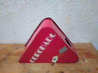 Caja de filtro de aire/herramientas Puch Coronado