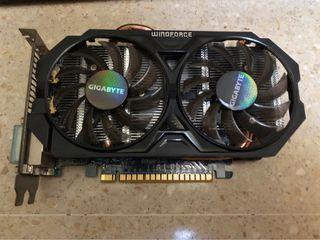 Gigabyte GeForce GTX 750 TI OC 2GB Windforce GDDR5