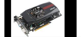 ASUS GeForce GTX 550 TI 1GB DDR5