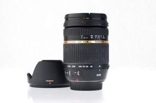 Tamron 18-270 F/3.5-6.3 para canon + filtro B+W UV