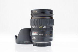Canon 28-35 F/3.5-5.6 IS USM + filtro B+W UV