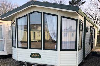 Superlujosa mobile home para vivir todo el año