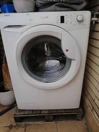 lavadora capacidad 6kg funciona perfectamente