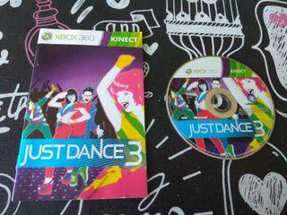 LEER ANUNCIO Just dance 3. Xbox 360