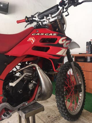 gas gas 50 rookie