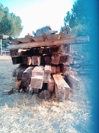 madera antigua