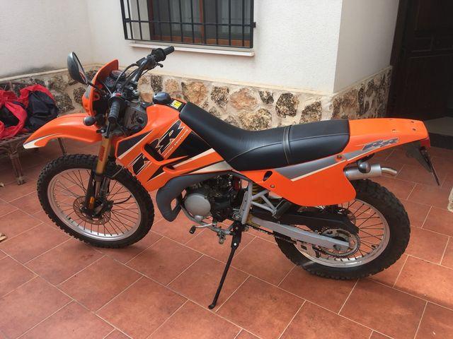 RIEJU RR SPORT 50cc 2003