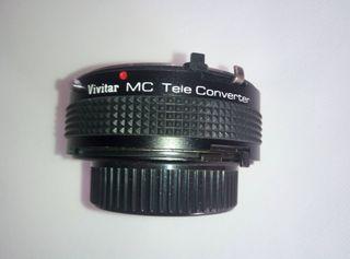 Duplicador Vivitar MC Minolta