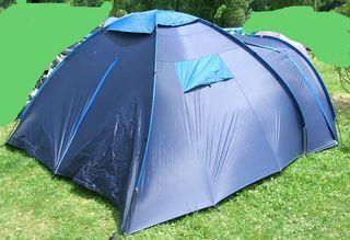 Tienda de campaña camping Dikar Sport
