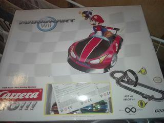 Scalextric Mario Karts