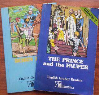 Comics en inglés English Graded Reader