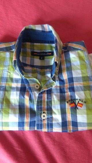 Camisas T2