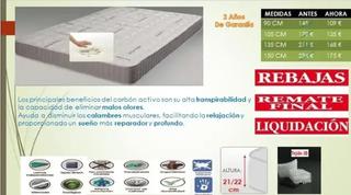 Colchones De 105.Colchones De 105 Cm De Segunda Mano En Barcelona En Wallapop