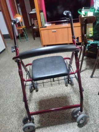 silla caminador