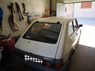 SEAT fura 1985