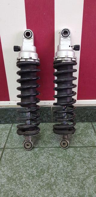 amortiguadores de gas moto