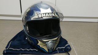 casco Shark S800 talla XS
