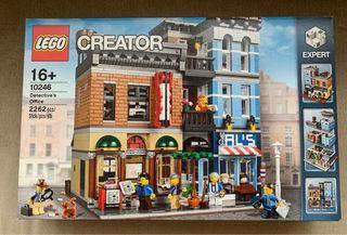 Lego Oficina del Detective