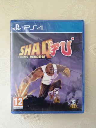 Precintado Shaq Fu A Legend Reborn Ps4