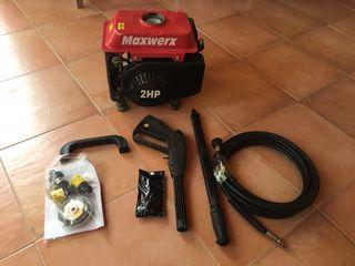 Hidrolimpiadora de alta presión a gasolina