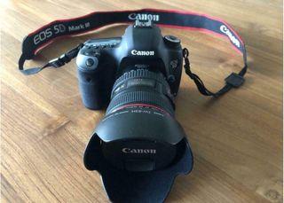 Canon EOS 5d Mark III + Objectif