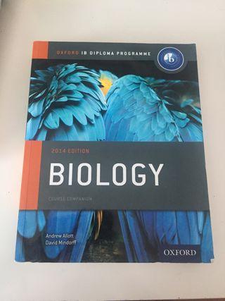 Biología Bachillerato Internacional