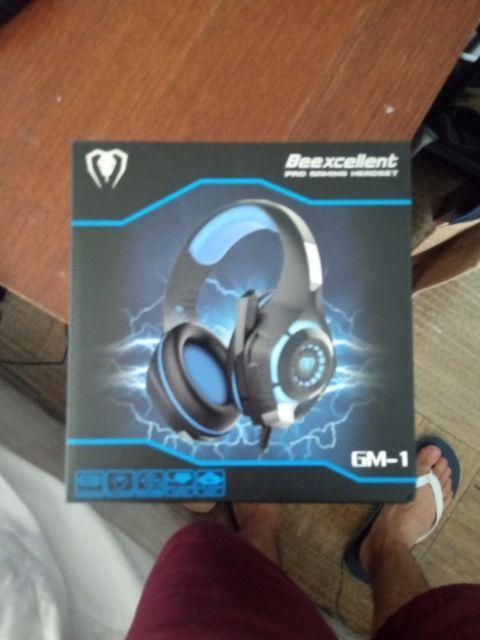 Headphones with microphone Beexcellent GM - 1