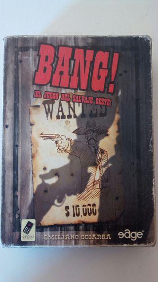 Juego del Bang + expansión