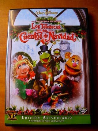 Los Teleñecos en Cuentos de Navidad (DVD)