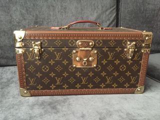 Louis Vuitton cofre baul maleta