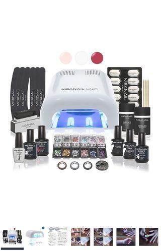 Lampara LED UV Secador de Uñas y manicura.