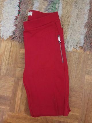 Pantalón estilo amazona de Zara