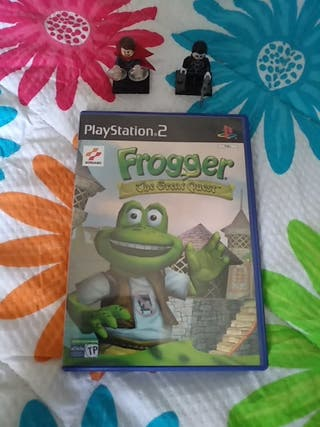 Frogger The Great Quest PS2