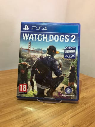 WATCH DOGS II