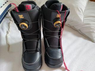 DC botas de snow 42