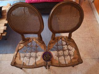 sillas Luís xvi para restaurar