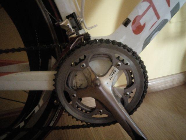 Bicicleta Cabra Giant Trinity Composite