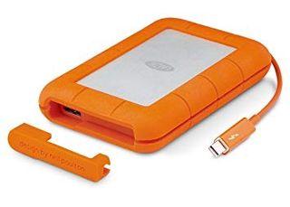 LaCie Rugged Thunderbolt USB3.0/2TB