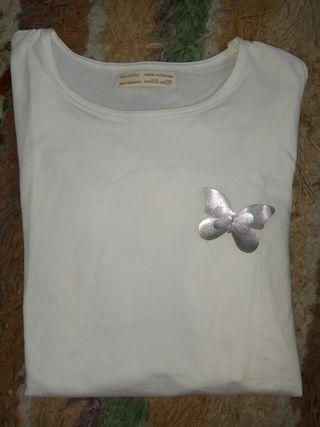 Camiseta Zara niña