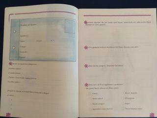 Ed. física. Cuaderno de actividades