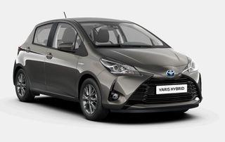 Toyota Yaris Hybrid Active automático