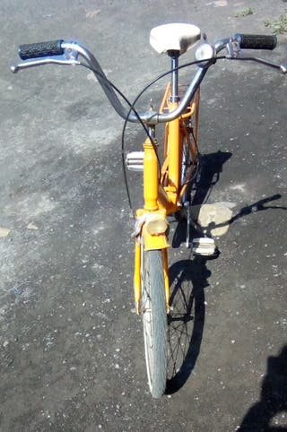 Bicicleta de paseo BH