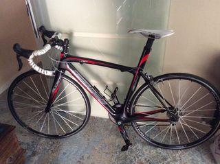 Bicicleta carretera carbono BH G5
