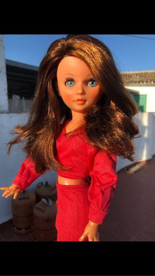 Muñeca Fanny muñeca pelirroja