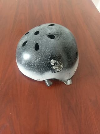 casco de bicicleta/skate marca oxelo