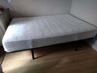 Somier y colchón Pikolín