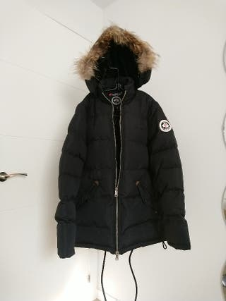 mejores zapatillas de deporte ec7de 20dc4 detalles de abrigo geographical norway niño tipo canguro ...