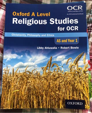 OCR A-Level Religious Studies Revision Guides